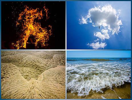 Four Elements by Martin Liebermann