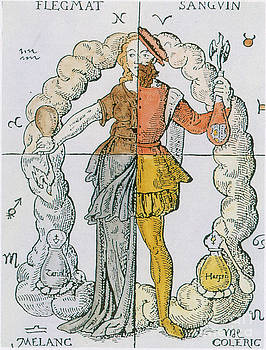 Science Source - Four Humors Hippocratic Medicine