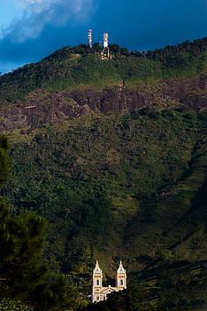 Four Towers - Valenca Brazil by Igor Alecsander