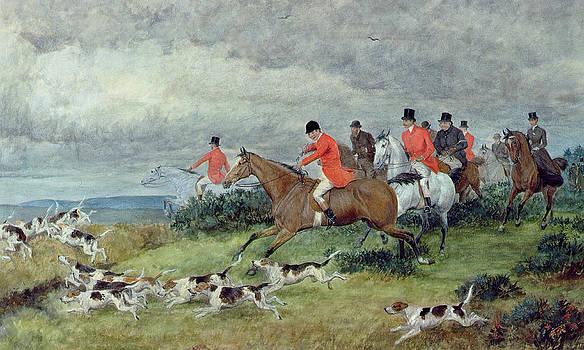 Randolph - Fox Hunting in Surrey