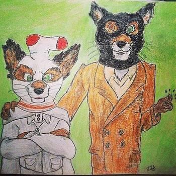 Foxy by Jessica Sanders