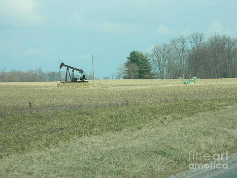 Fracking in the Fields by K L Roberts