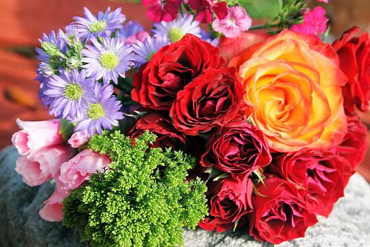 Fragrant Bouquet by Paulette Maffucci