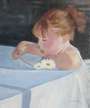 Francesca Grace by Paula Pagliughi