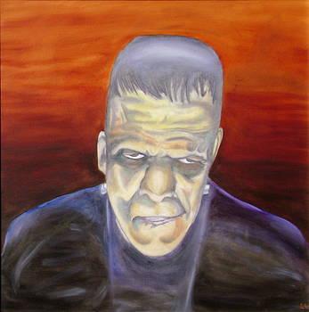 Frankenstein by Bryan Haynes
