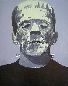 Frankenstein by Dan Twyman