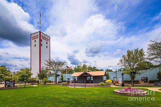 Paul Velgos - Frankfort Burton Breidert Village Green in Frankfort Illinois