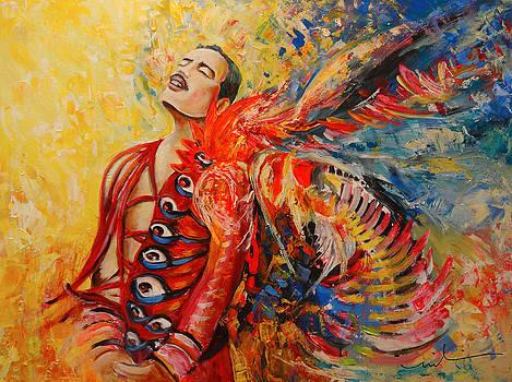 Miki De Goodaboom - Freddie Mercury 02