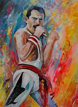 Miki De Goodaboom - Freddie Mercury 03