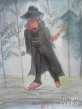 Freddy Krueger by Amelia Rodriguez