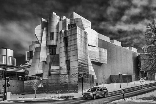 Frederick R Weisman Art Museum by Tom Gort