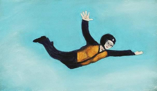 Anastasiya Malakhova - Free Fall