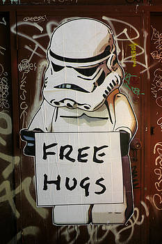 Free Hugs by Brian Chase