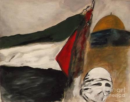 Free Palestine by Harry Pity