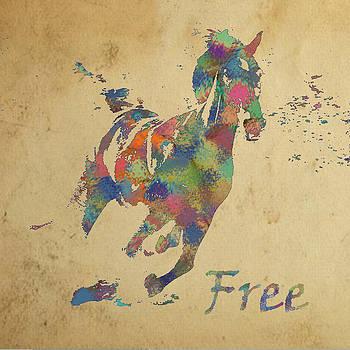 Free by Soumya Bouchachi