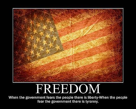Freedom by Allen Beilschmidt