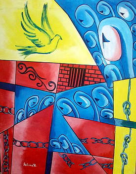 Freedom by Fatima Hameurlaine