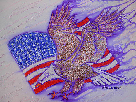 Freedom Reigns by Mark Schutter