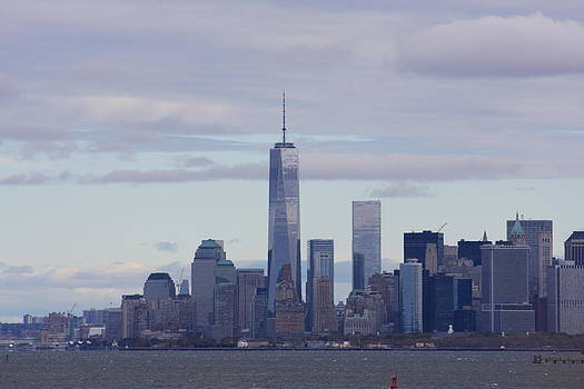 Freedom Tower by Andrew Romer