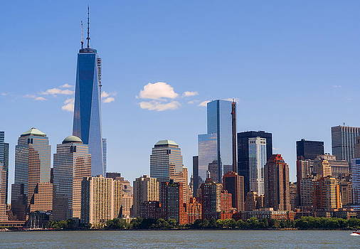 Freedom Tower by Luis Lugo