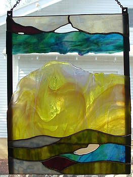 Karin Thue - Freeform Glass