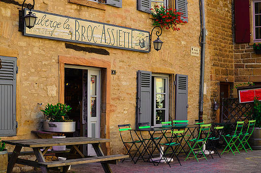French Auberge by Dany Lison