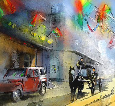 Miki De Goodaboom - French Quarter in New Orleans 01