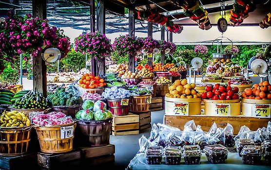 Fresh Market by Karen Wiles