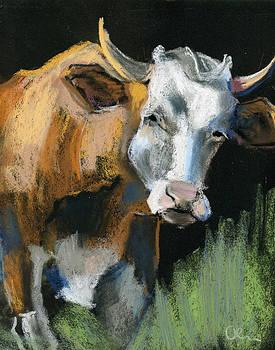 Fresh Milk by Lelia Sorokina