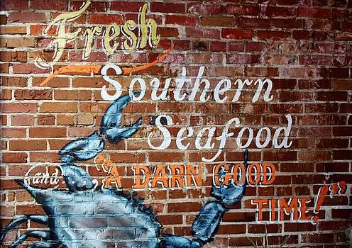Paulette Thomas - Fresh Southern Seafood
