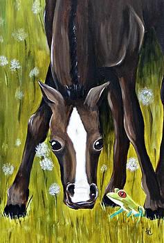 Friend Or Foal by Tracie Davis