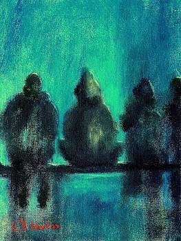 Friends  by Clara H Marton