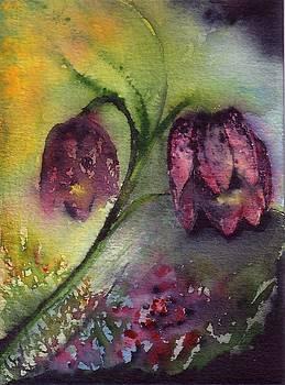 Fritillaria by Bonnie Fernandez