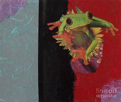 Frog by Leslie Jennings