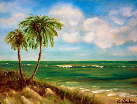 From The Beach by Anne Barberi