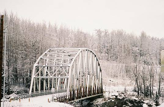 Frosted Bridge by Ginger Bear