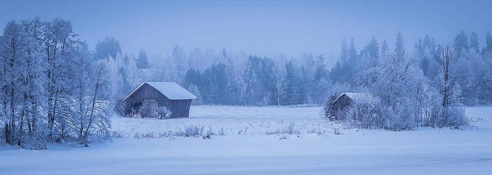 Frosty Crust by Matti Ollikainen