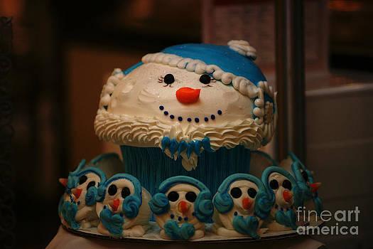 Linda Knorr Shafer - Frosty Holiday 2