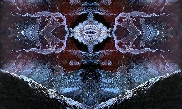 Symmetrical Space by Dirk Lightheart