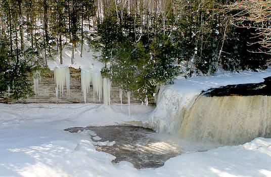 Frozen Falls by Kevin Snider