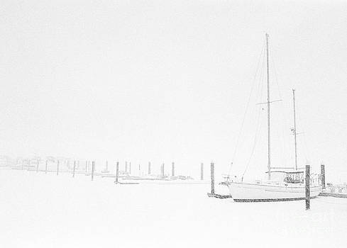 Frozen Sails by Paul Frederiksen
