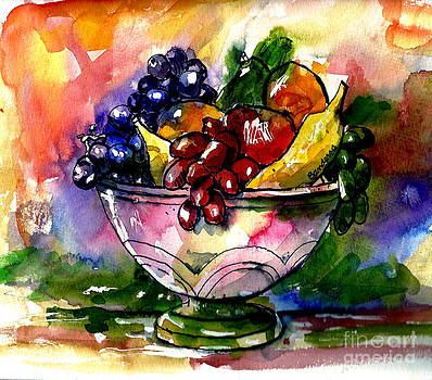 Fruit Bowl by Terry Banderas