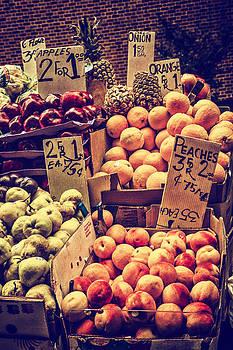 Karol Livote - Fruit For Sale