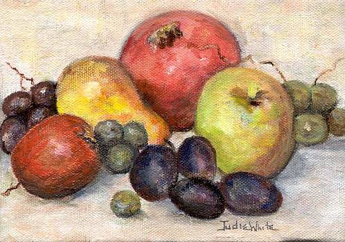 Fruit by Judie White