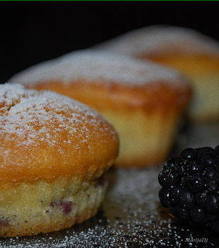 Fruit muffins by Marija Djedovic