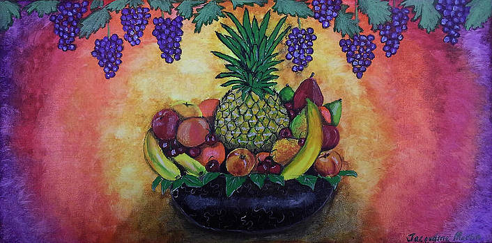 Fruit Passion by Jacqueline Martin