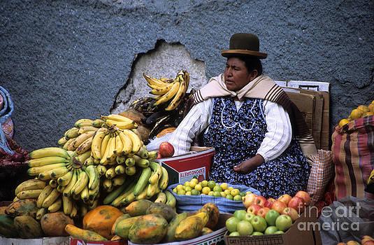 James Brunker - Fruit Seller