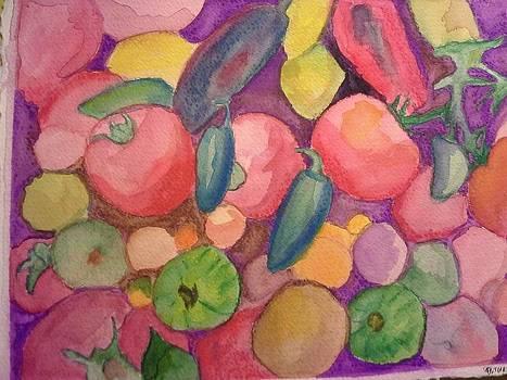 Fruits and Vegetables by Dalene Turner