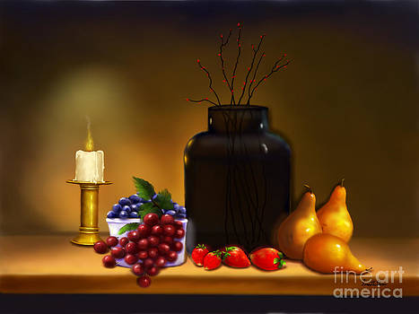 Fruits of Life by Sena Wilson