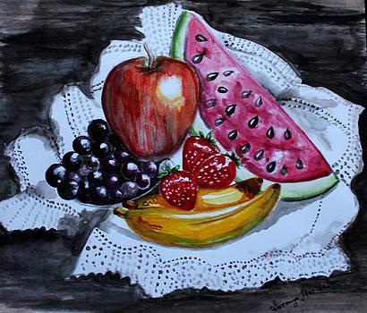 Fruits  by Saranya Haridasan